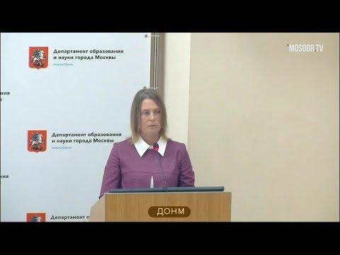 2103 школа ЮЗАО рейтинг 298 (259) Змиевская ЕВ методист 68% аттестация на 3г ДОНМ 21.05.2019