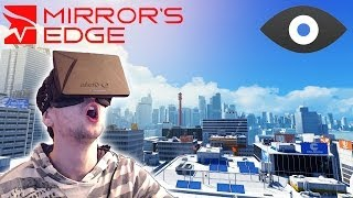 MIRROR'S EDGE with the OCULUS RIFT | I'M SCARED OF HEIGHTS!!(If you enjoyed the video, PUNCH that like button in the face!! LIKE A BOSS Subscribe for more : http://bit.ly/11KwHAM Share the video and add it to your ..., 2013-10-25T15:00:01.000Z)