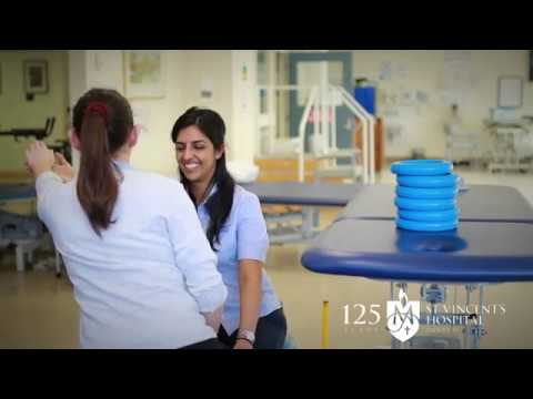 St Vincent's Physiotherapy Department