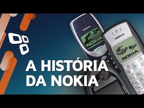 A história da Nokia - TecMundo