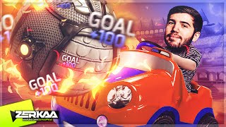 THE TIGHTEST OF GAMES! (Rocket League Ranked)