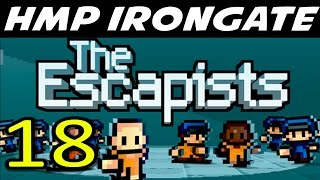 "The Escapists | S6E18 ""Makeshift Raft!"" 