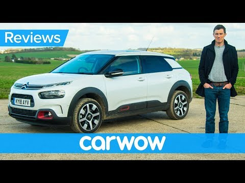 Citroen C4 Cactus 2018 SUV in-depth review | Mat Watson Reviews
