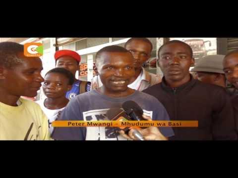 Kampuni za basi Mombasa zalia ngoa