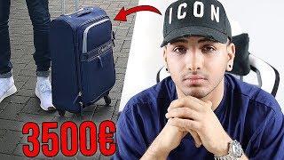 Ich wurde am Flughafen beklaut (3500€)