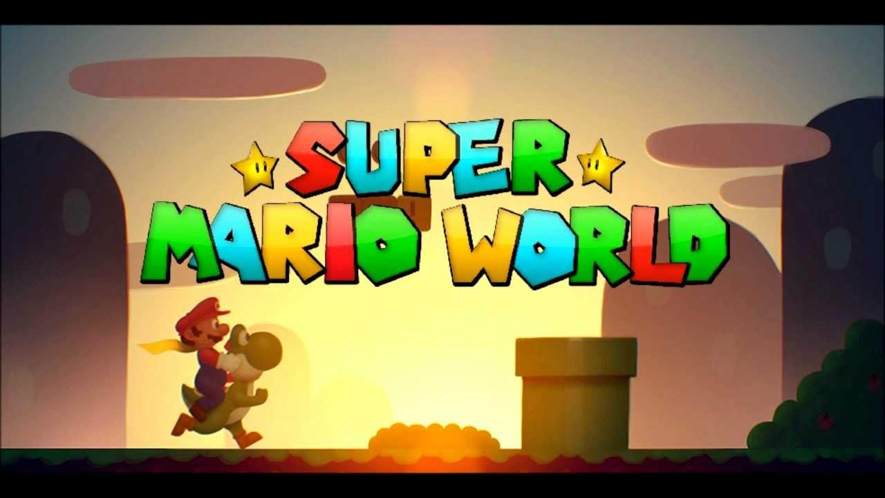 Super Mario World Overworld Theme Remix Youtube