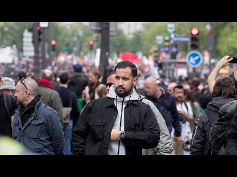 euronews (en français): L'embarrassant Monsieur Benalla