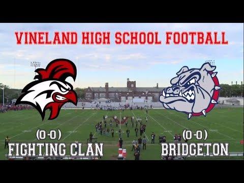 9-8-17 Vineland High School Football vs. Bridgeton