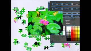 Just Jigsaw Puzzles iPad App Tutorial