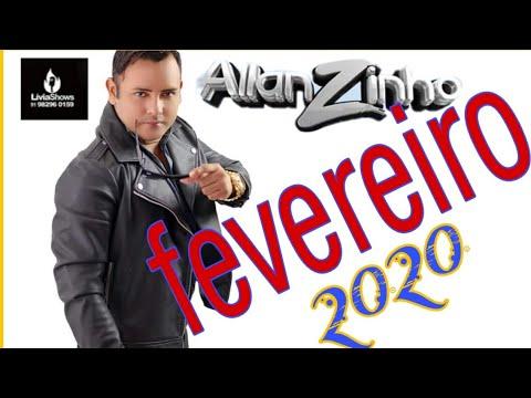 ALLANZINHO 2020' MUSICAS NOVA 'SIMPLESMENTE ROMÂNTICO
