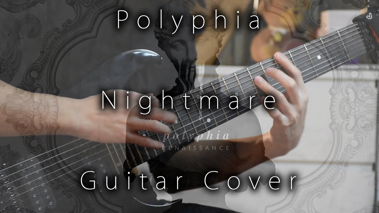 Nightmare - Polyphia - Guitar PRO tabs, free download gtp