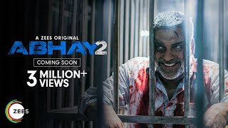 The Criminal Mastermind | Abhay 2 | Promo | A ZEE5 Original | Coming Soon on ZEE5
