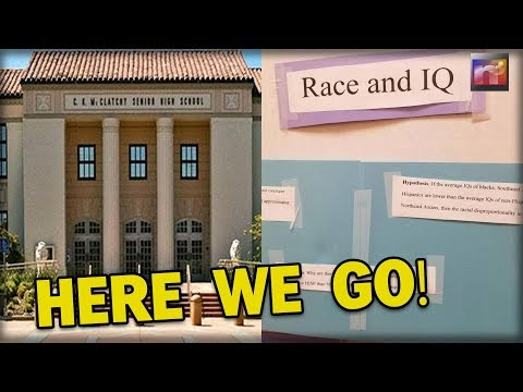 All Hell Breaks Loose at California School After Asian Student Does Science Project on IQ and Race