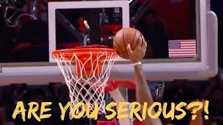 NBA Savage Rim Rejections