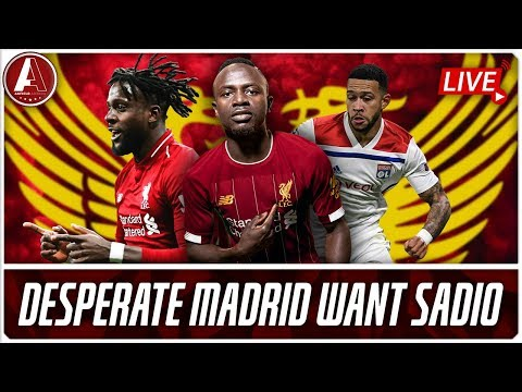 DEPAY FOR £50m & BARCA TARGET ORIGI?! | LFC Transfer News & Chat