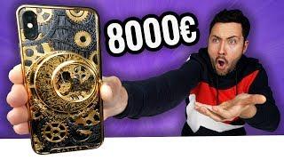Un iPhone XS Fou à 8000€ !