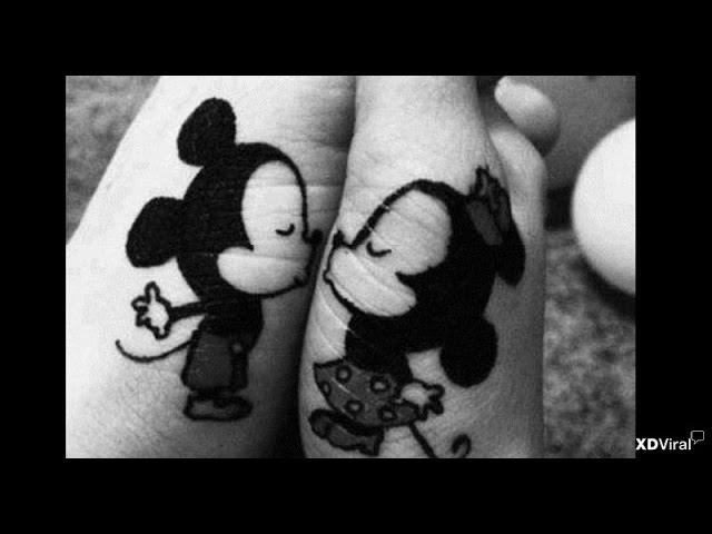 Hermosos tatuajes para ENAMORADOS - NOVIOS - PAREJAS