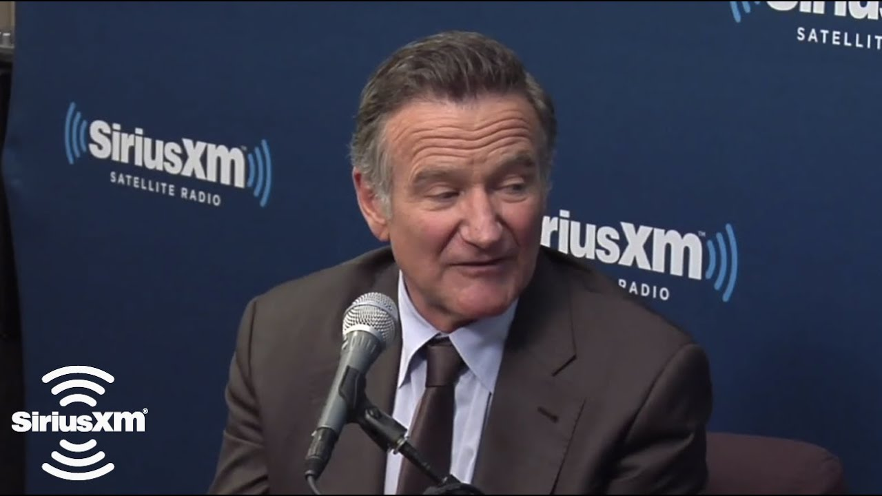 "Robin Williams ""Gus Van Sant he s the greatest so good"