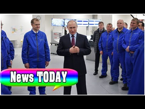 Defiant putin launches £20bn liquefied natural gas plant in the arctic | News TODAY