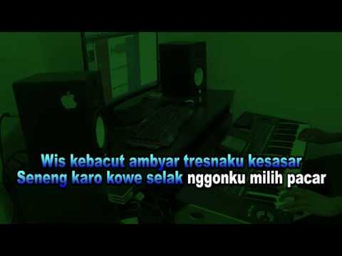 Chords For Karaoke Ambyar Dangdut Koplo No Vokal Cover Sampling