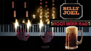 BILLY JOEL - Root Beer Rag. 1974 ~ Piano cover
