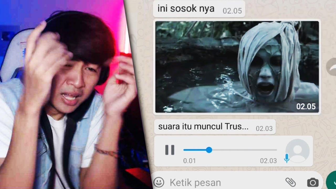 Download RITUAL MEMANGGIL SETAN 😱   Chat History Horror Indonesia