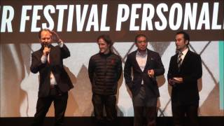 R100 World Premiere Midnight Madness Post-Screening Q&A With Hitoshi Matsumoto
