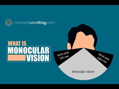 Monocular Vision Impairment and How it Impacts Depth Perception