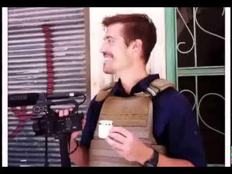 WATCH James Foley Beheaded ! ISIS Terrorists Behead American Journalist, James Foley raw