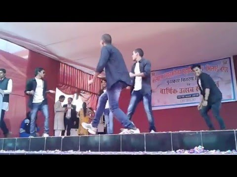 kalyan college annual function 2016