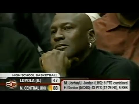 That One Time Michael Jordan Watched His Kids Get Torched By A Future NBA Player