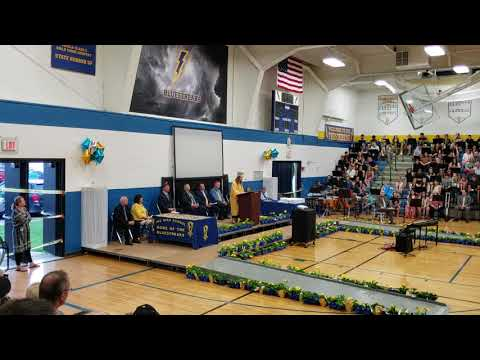 Ida High School 2019 - Katie Nowak's Valedictorian Speech