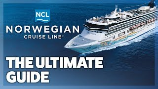 Norwegian Cruise Line - The ULTIMATE Guide