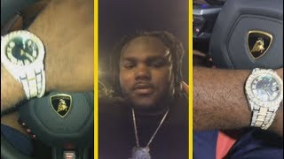 Tee Grizzley apparently isn't letting up on the flexing anytime soo...