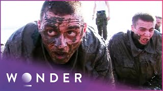 Extreme Military Training Pushes Soldiers To Their Limits | Commando: On The Front Line | Wonder