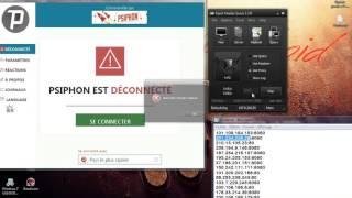 Internet gratuit illimité Tunisie telecom : IHQ + PSIPHON انترنات مجانية
