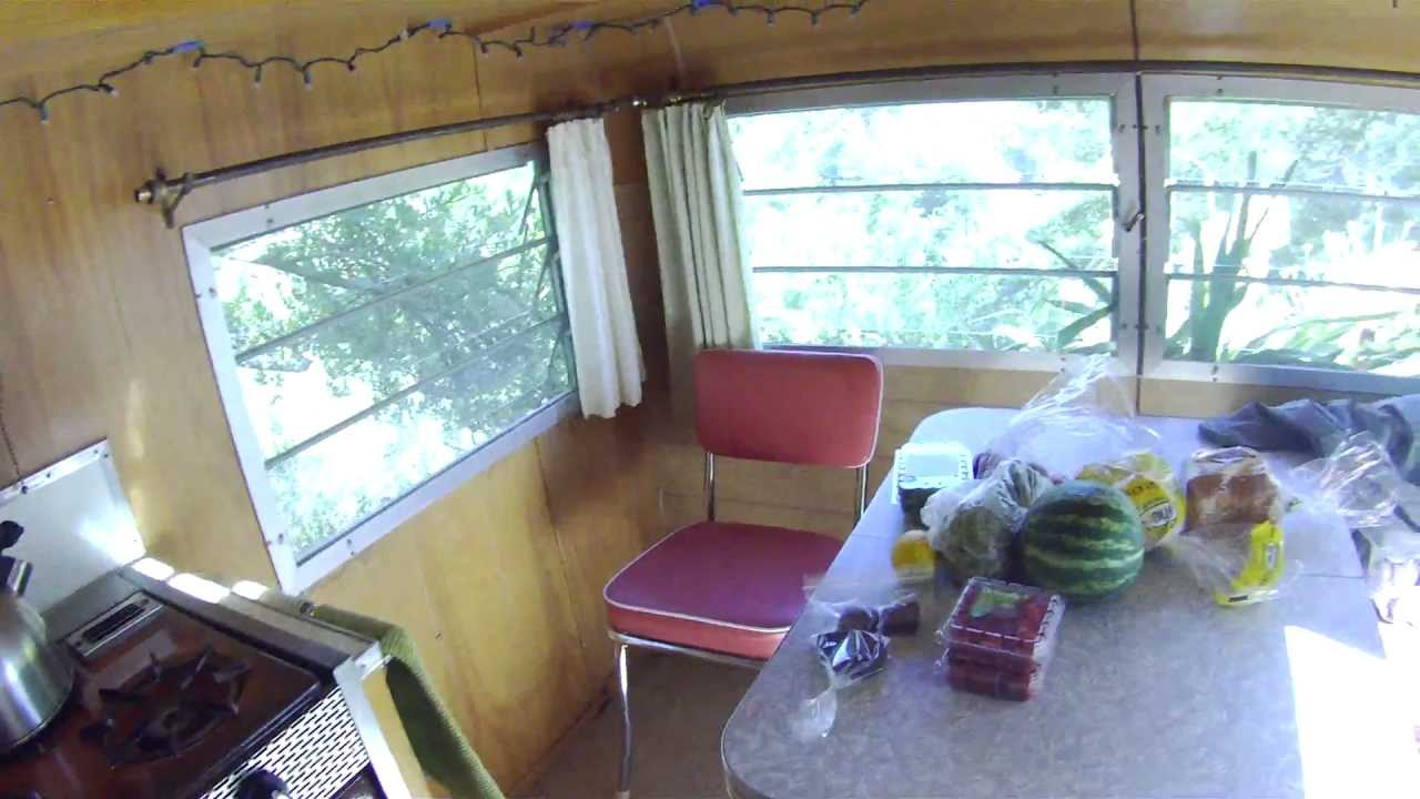Trailer Glamping Big Sur