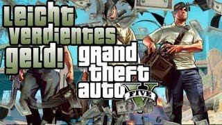 GTA 5 - Unendlich viel Geld Trick! - 200,000$ jede 5 Minuten!