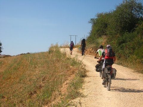 Follow The Camino - Bike assembly