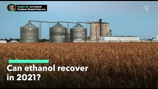 Weak Demand For Fuel Is Hurting Ethanol Suppliers