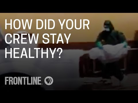 How Did You Stay Healthy While Documenting Ebola? | #AskFRONTLINE