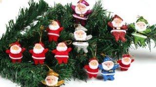 (1분생활)미리 크리스마스? 간편하게 집꾸미기 소품 따…