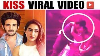 """Sara Ali Khan And Kartik Aaryan's Kissing Scene From The Film """"Love Aaj Kal 2"""""""