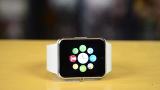 HiWatch GT08 Smartwatch Review!