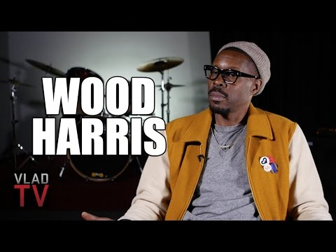 Wood Harris on Paid in Full, Azie Faison's Problem with Him Portrayed as a Snitch