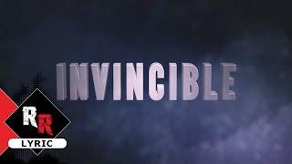 Skillet - Feel Invincible (Lyric Video)