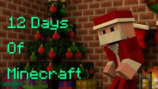 ♪ 12 Days Of Christmas: Minecraft Parody - By Tealwolfy Gaming ♪