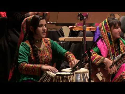 Afghan Womens Orchestra in Tonhalle Zürich, 21.1.2017