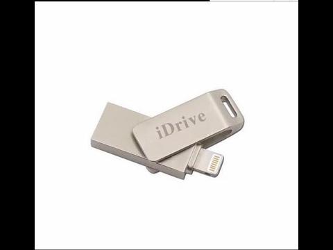 iPhone ve iPad'den SSD, SD-Kart ya da USB belleğe fotoğraf ve video yedekleme \