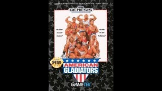 American Gladiators - Sega Megadrive/Genesis - (Full Game) Longplay ...